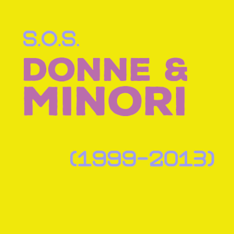 """Punto d'ascolto """"S.O.S. Donne e minori"""" (1999-2013)"""